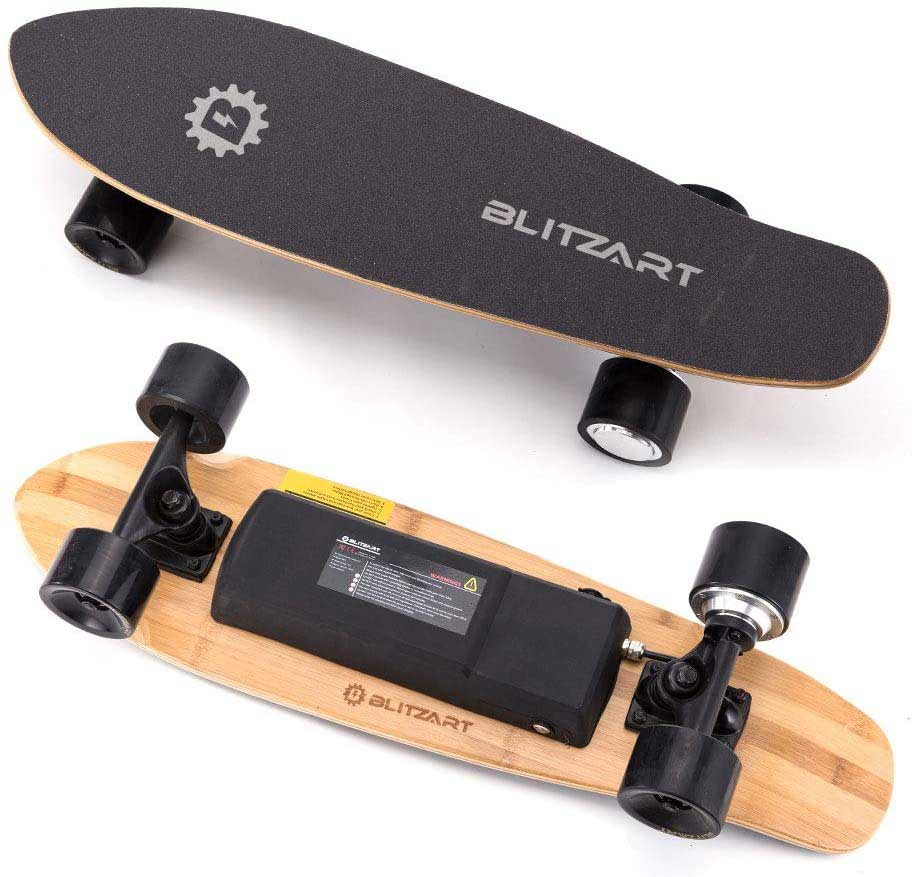 1.-Blitzart-Mini-Flash-28-Electric-Skateboard