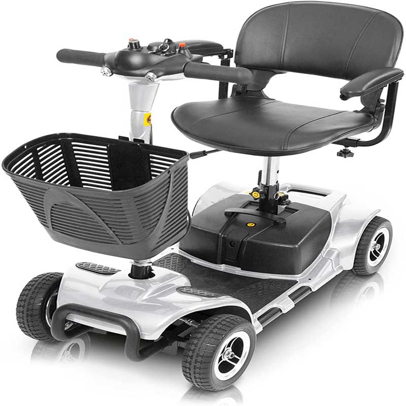 1.Viva 4 wheel Mobility scooter