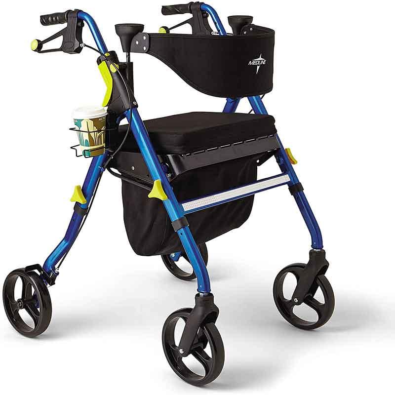 2.-Medline-rollator-walker