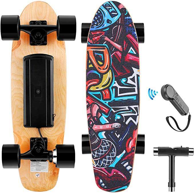 3.--WOOKRAYS-Electric-Skateboard