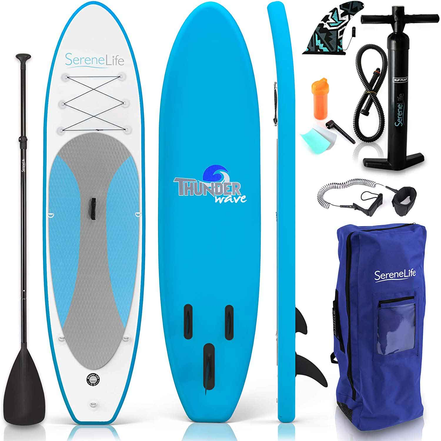 4.--SereneLife-Inflatable-Paddle-Board