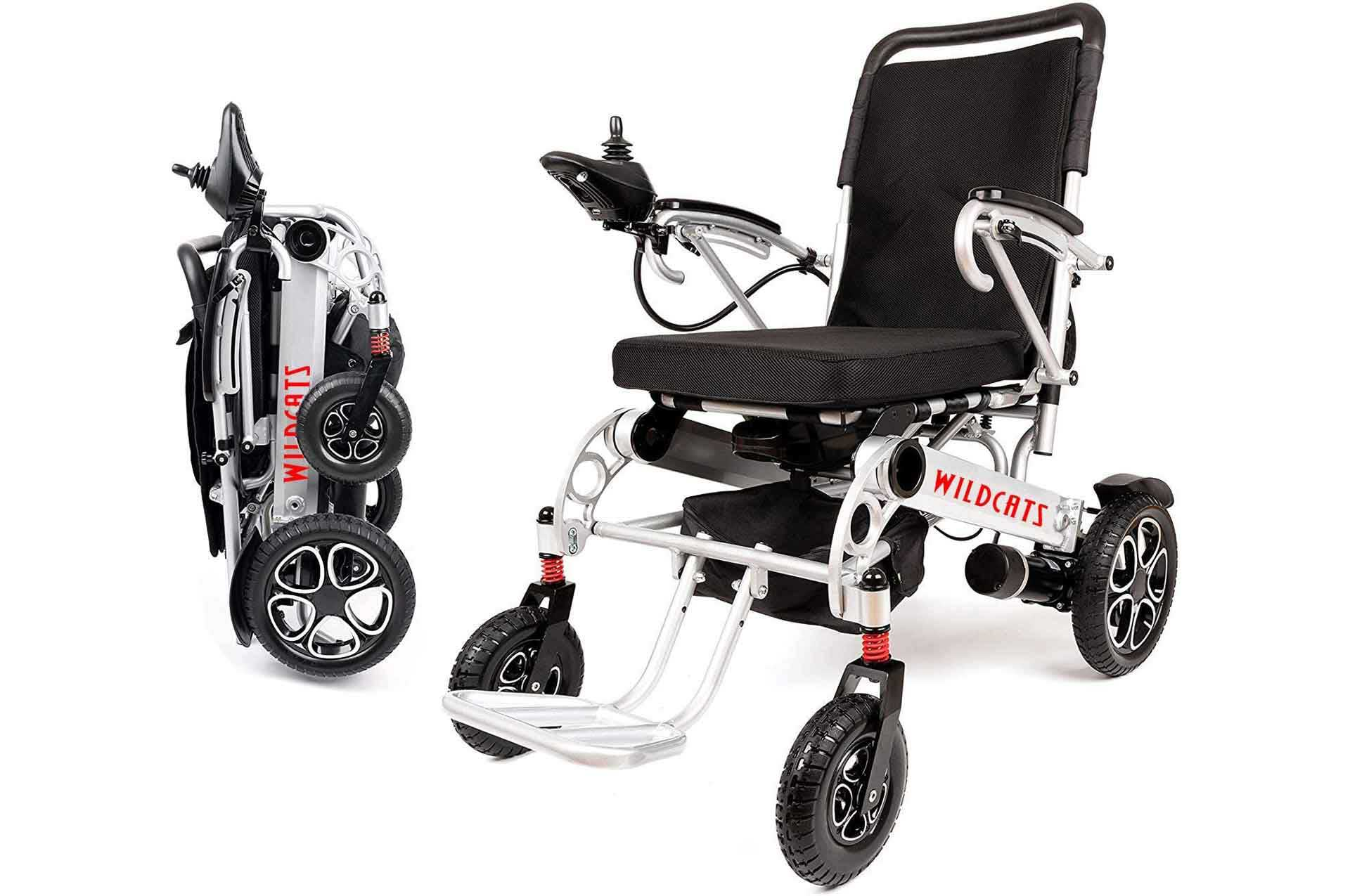 Best Folding Electric Wheelchair