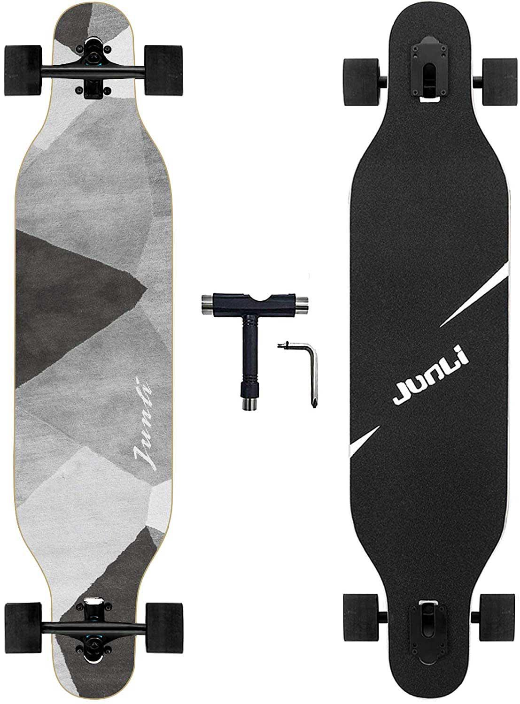 1.-The-Junli-Skateboard-Longboard